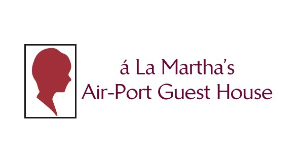 A La Martha's Airport Guest House WALMER - 800m from Airport Logo